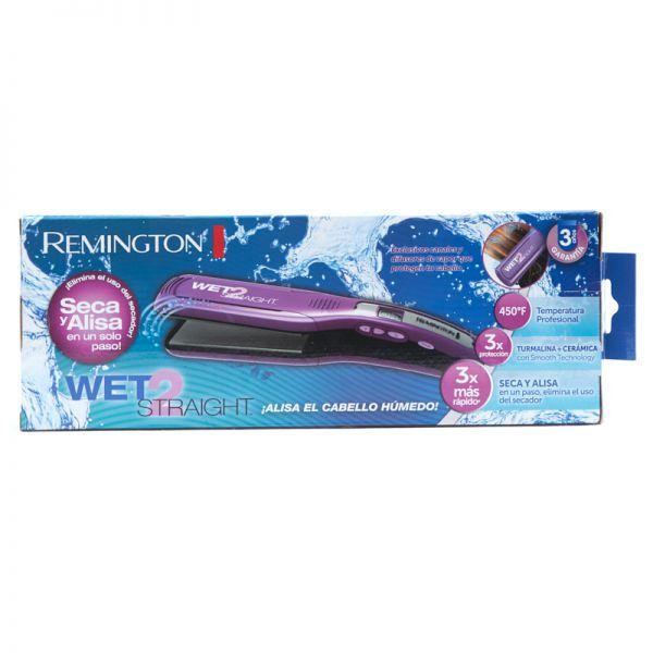 Plancha para cabello Wet 2 Straight Remington