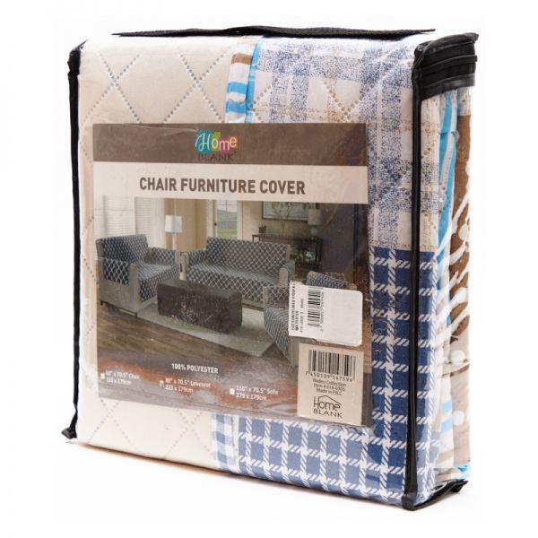 Cobertor para sofá y sillas Home Blank