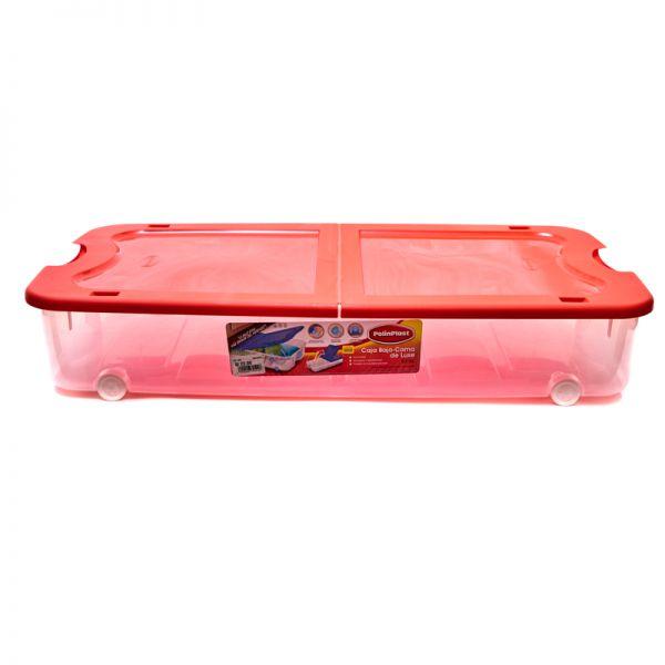 Caja de plástico con apertura a 180 grados