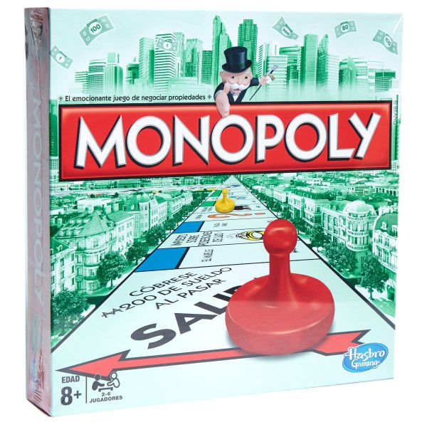 Monopoly Hasbro mediano