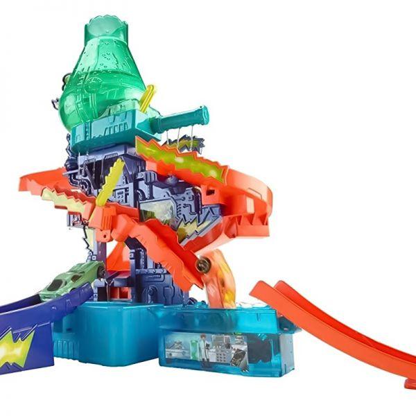 Pista y autos Shifters - Mattel Hot Wheels