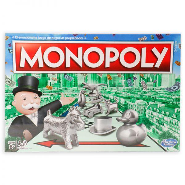 Monopolio clásico grande Jennifer Home