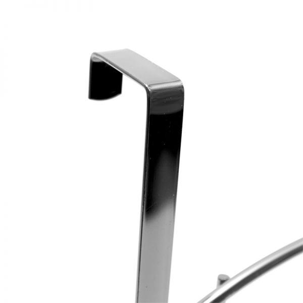 Colgador de metal para puerta Home Collections
