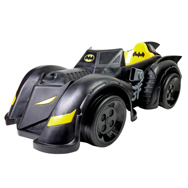 Carro recargable de Batman