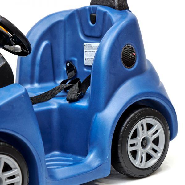Coche buggy para empujar azul 2 Step