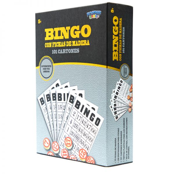 Juguete Bingo