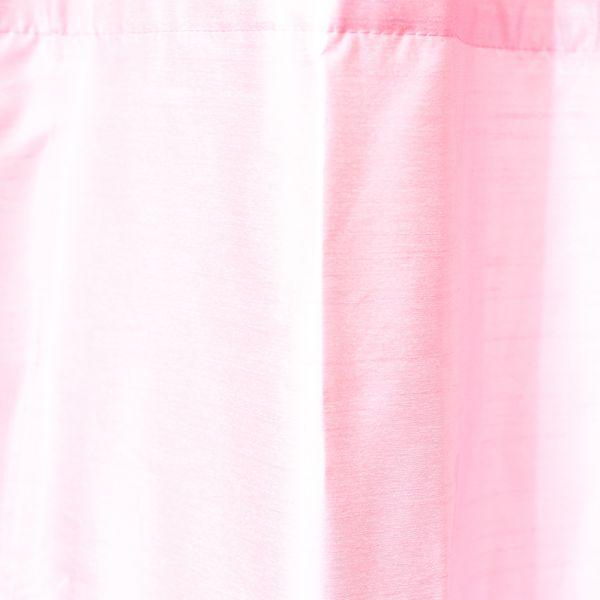 Cortina de tela Home Blank