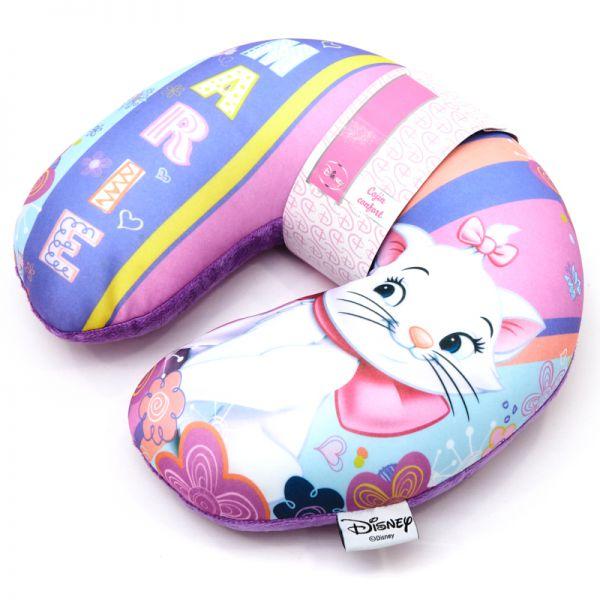 Almohada infantil de viaje Marie Disney