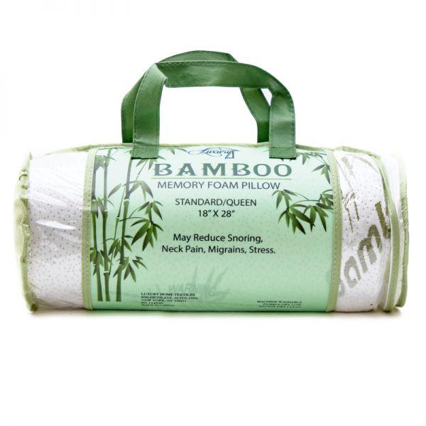 Almohada bamboo Luxury Home
