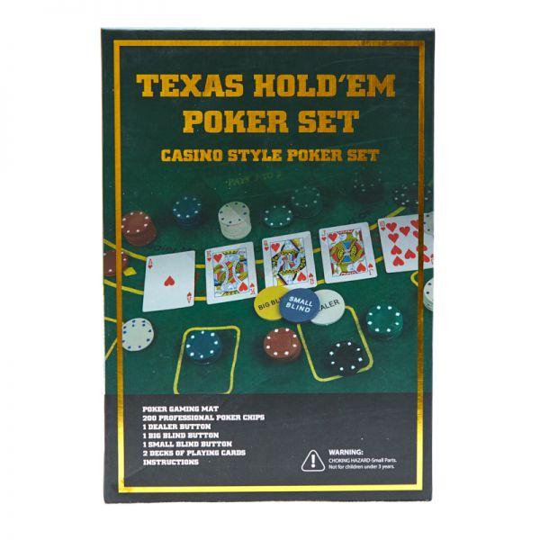 Juego de mesa Póker