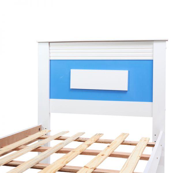 Cama de madera Twin Larissa