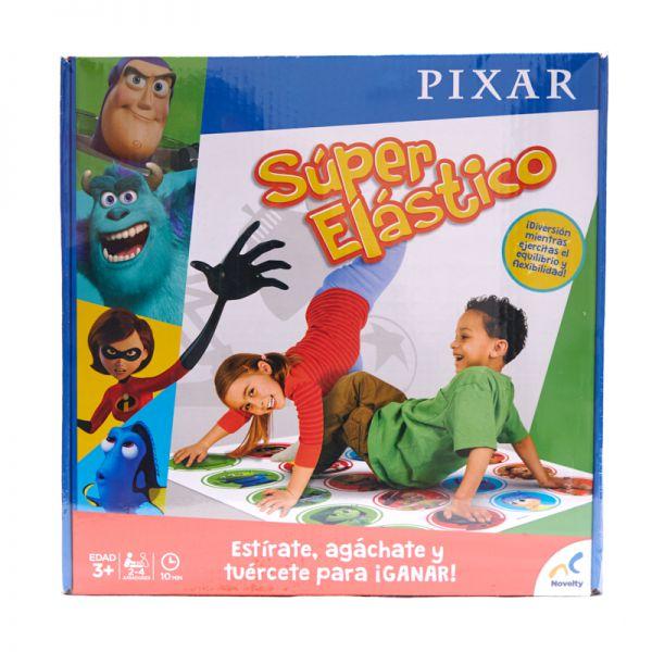Juguete super elástico Pixar