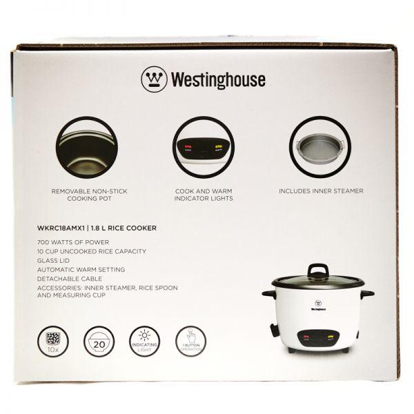 Arrocera de 1.8 litros Westinghouse