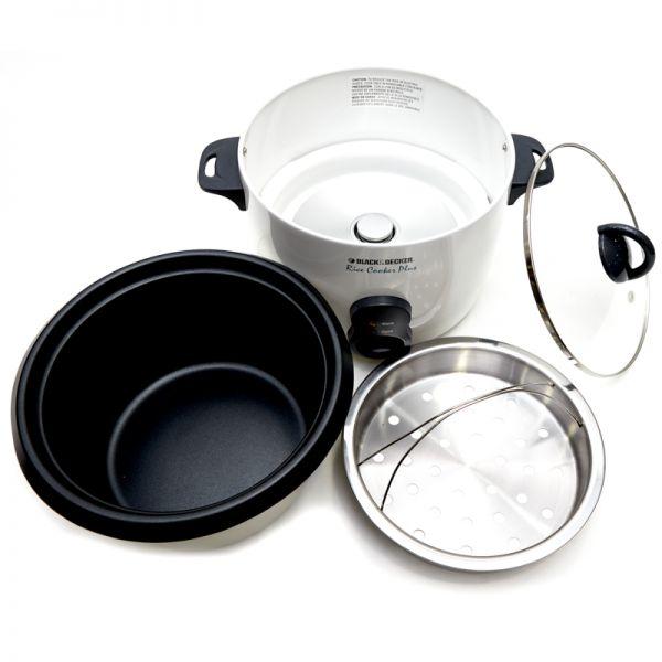 Arrocera Black & Decker 4.7 litros
