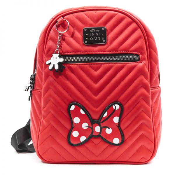 Mochila pequeña de dama Minnie Mouse