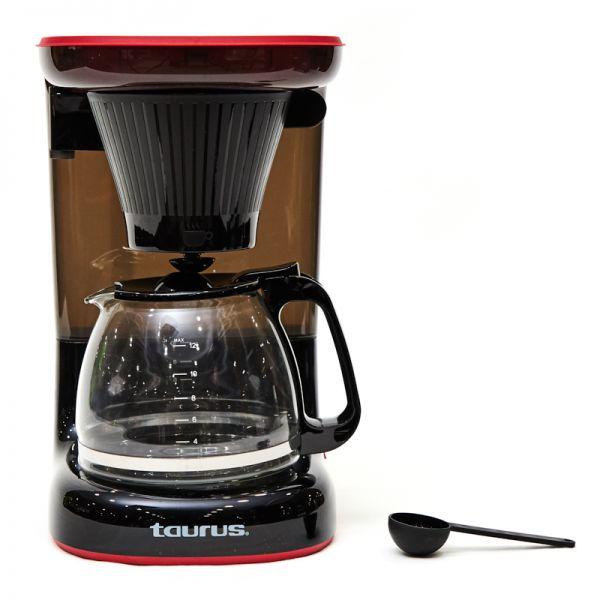 Cafetera Taurus Velvet 12 tazas