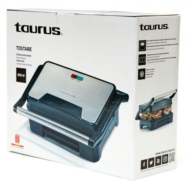 Sandwichera Taurus Tostare