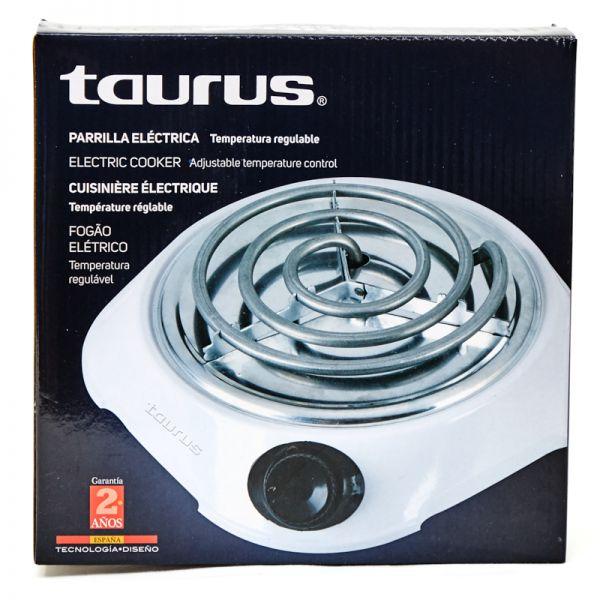 Estufa eléctrica Taurus 1 quemador