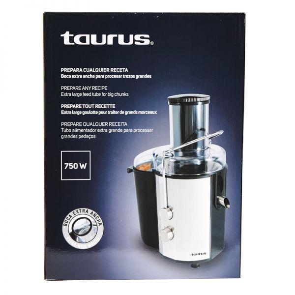 Extractor de jugos Taurus Liquafruit