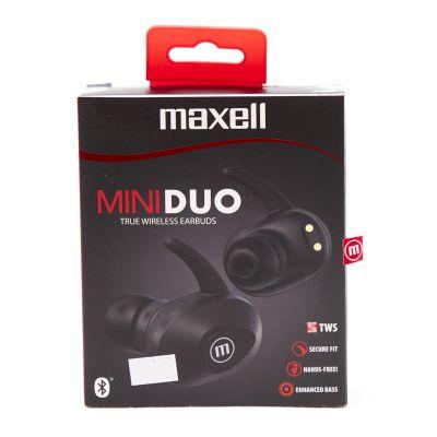 Audífonos bluetooth EB-BTMINI negro Maxell