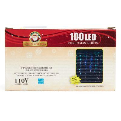 Luces led blancas de 100 estilo lágrimas