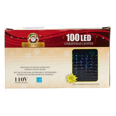 Luces led multicolor de 100 estilo lágrimas