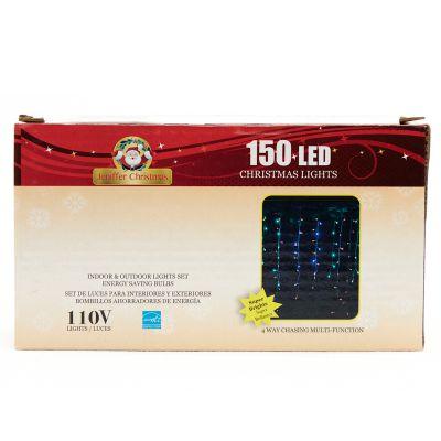 Luces led blancas de 150 estilo lágrimas