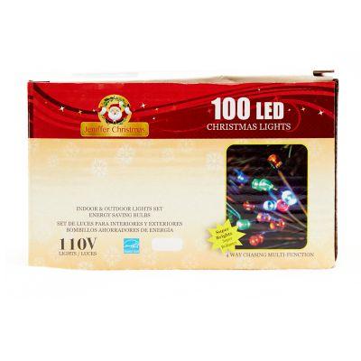 Luces led multicolor de 100 estilo lineal