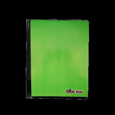 Cuaderno cosido raya ancha Bestway