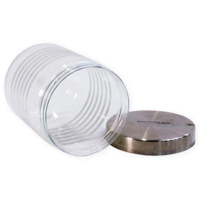 Envases plásticos con rayas Prince Wares