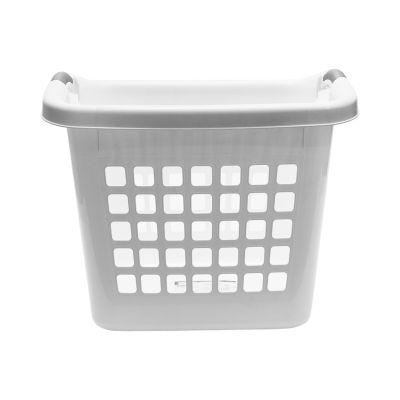 Canasta plástica 62 lt blanca  Sterilite