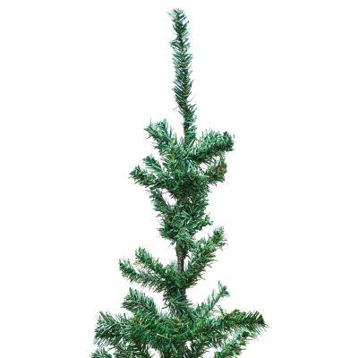 Árbol de navidad sintético verde 160cm