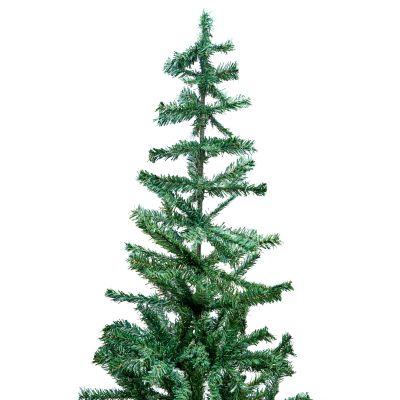 Árbol de navidad sintético verde 214cm