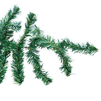 Adornos guirnaldas color verde 5cm x 25cm