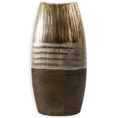 Jarrón de cerámica Jennifer Home
