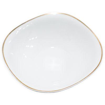 Plato de cerámica ovalado Jennifer Home