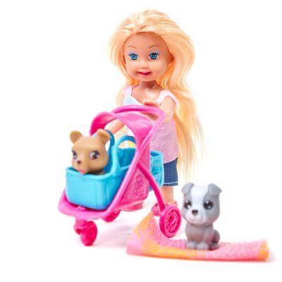Muñeca con accesorios Jennifer Home