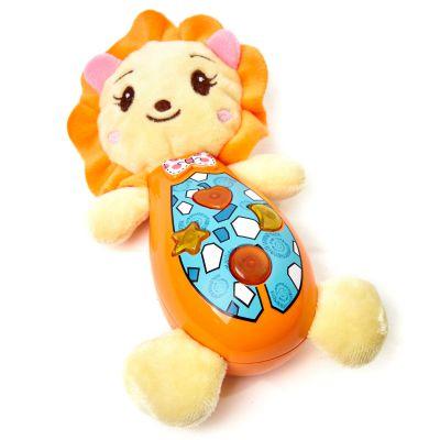 Juguete león de bebé Jennifer Home