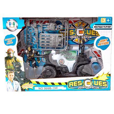 Juguete de policía Joint Rescue