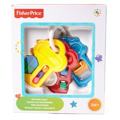 Juguete llavero Fisher-Price