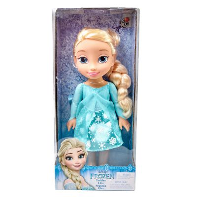 Frozen pequeña Elsa