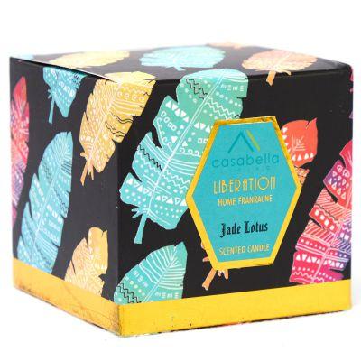 Vela aromática liberación Loto de jade House & Home