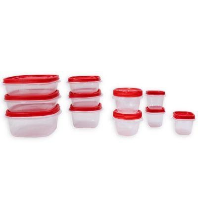 Envases plásticos 11 unidades Jennifer Home