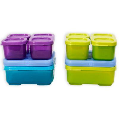 Set de envases lonchera de niños Jennifer Home