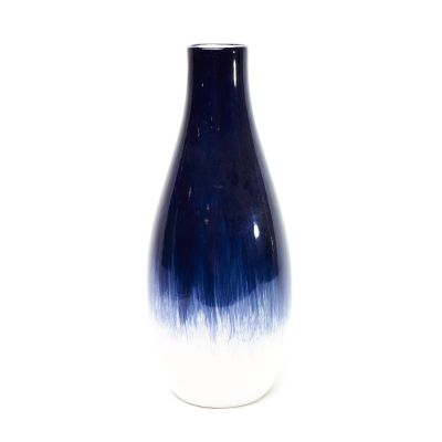 Jarrón azul de cerámica Concepts