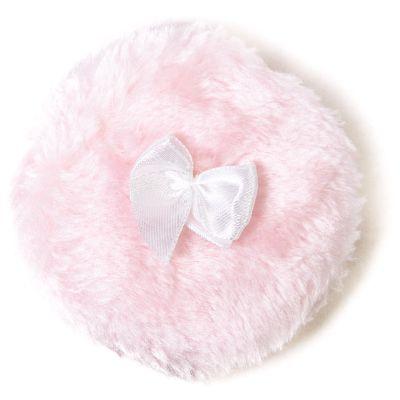 Bellota aplicadora de maquillaje rosada Lukasi