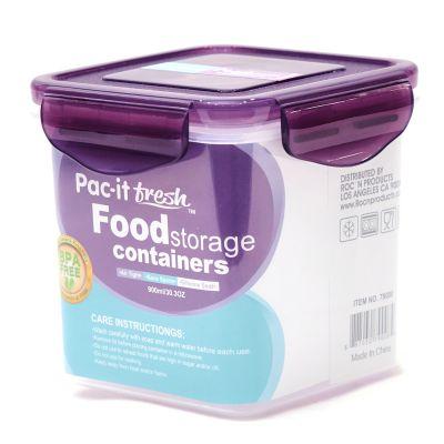 Envase de plástico Pac-it Fresh