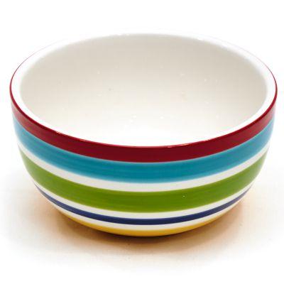 Bowl colorido de cerámica
