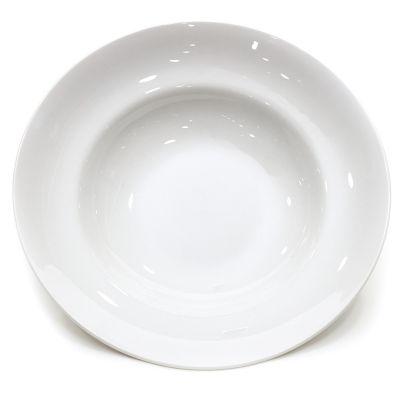 Plato hondo de cerámica