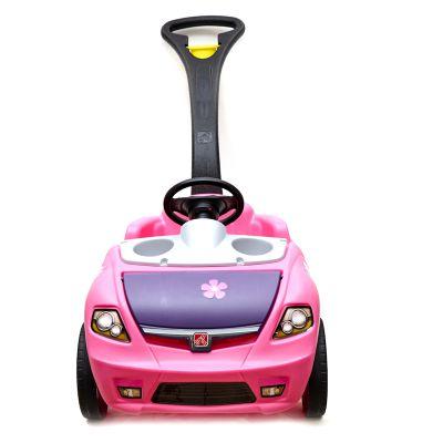 Coche buggy cruiser para empujar rosado Step 2